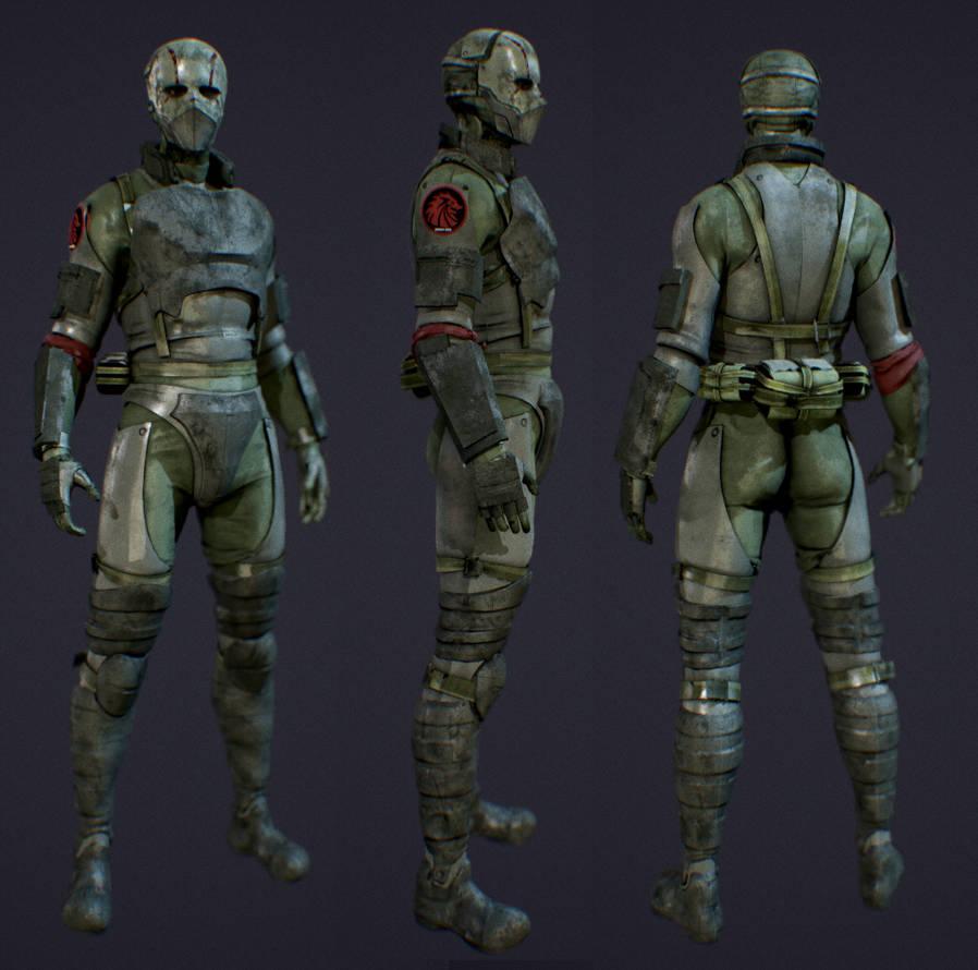 Amarok Player Character 06