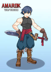 Wolk Kingdom: Protagonist (Male)