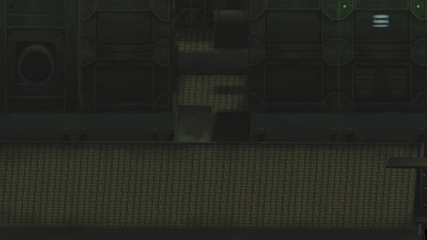 pre-rendered 3d battle background (sewers)