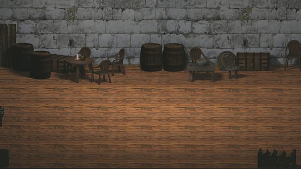pre-rendered 3d battle background (tavern)