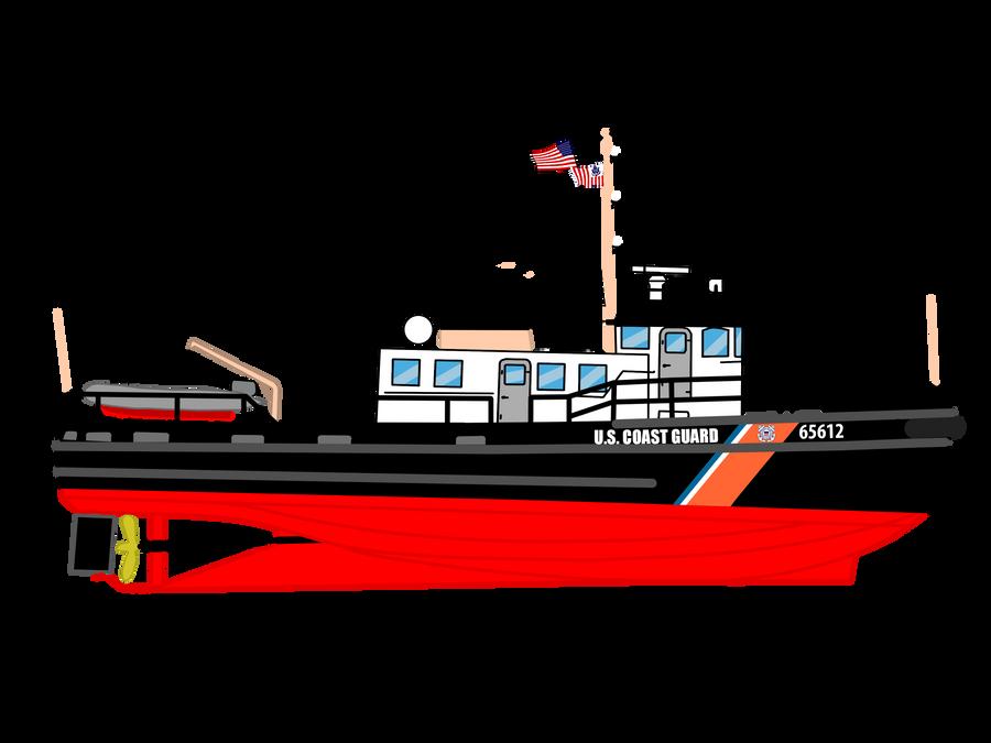 USCGC Wire by MintBronyCrunch