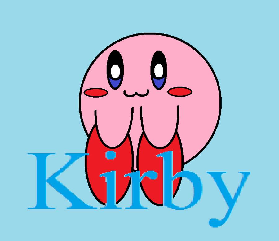 Cute Kirby...