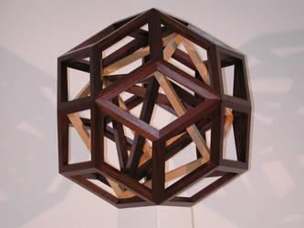 geometric trophy by sharp-chisel
