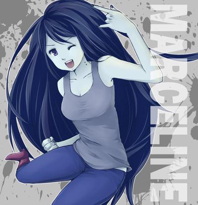 Marceline by blsuki