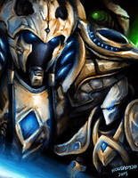 Protoss leaders by houdao920