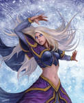 wrath of Jaina Proudmoore