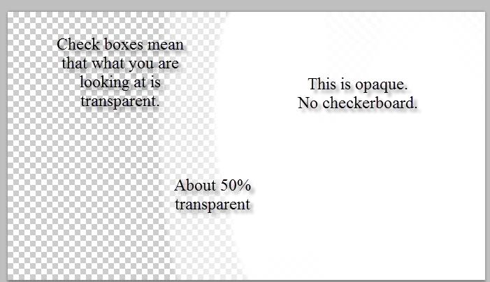 Transparency by Astrikos