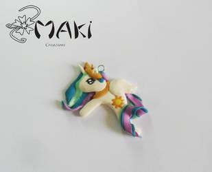 Princess Celestia MLP by Makicreazion