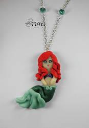 Ariel - the little mermaid by Makicreazion