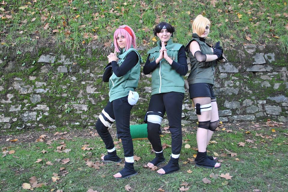 Ninja War team by Makicreazion