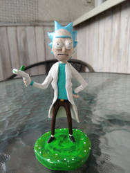 Rick Sanchez by Golab08