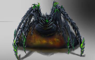 Kreth Queen Concept Teaser by Flowlow