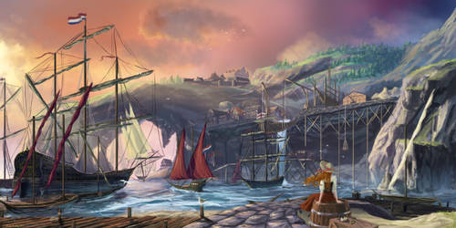 The islander by Flowlow