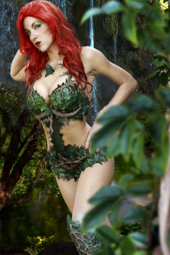 Poison Ivy v2 by megmurrderher