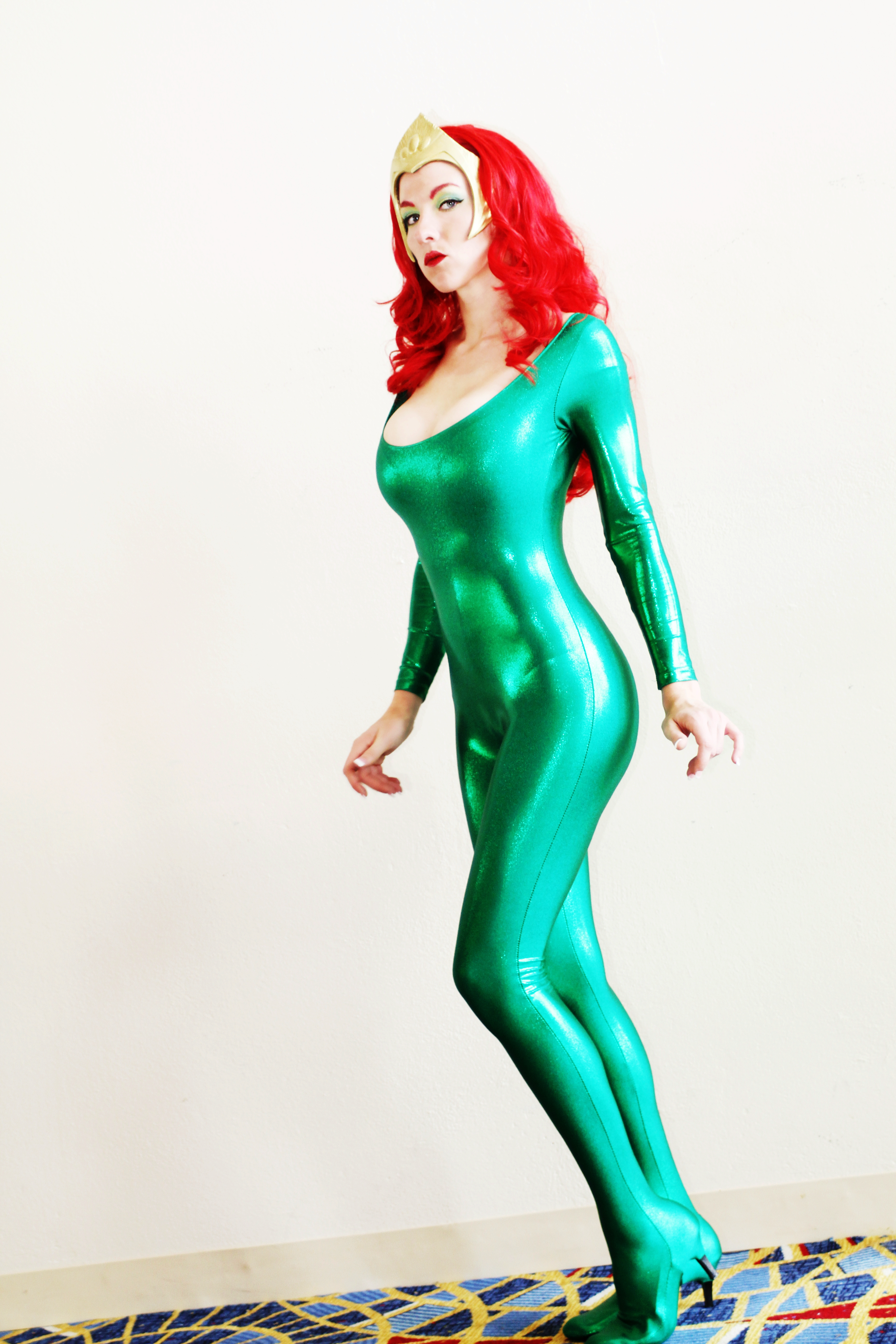 Mera - Aquaman by megmurrderher