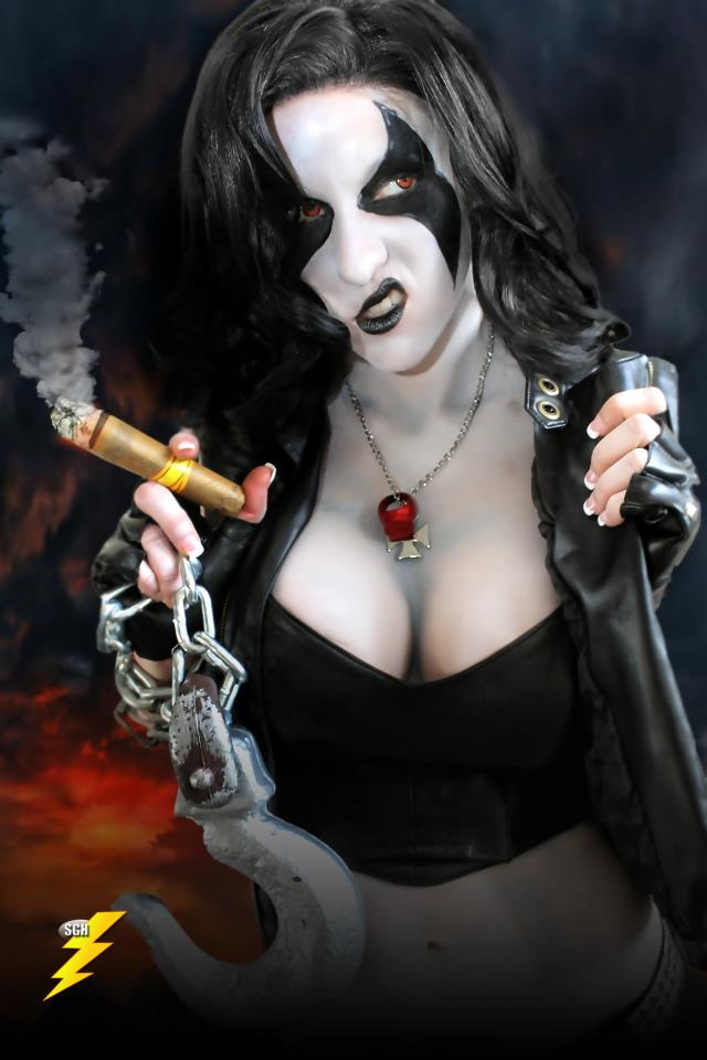 Lobo Chain Cosplay by megmurrderher