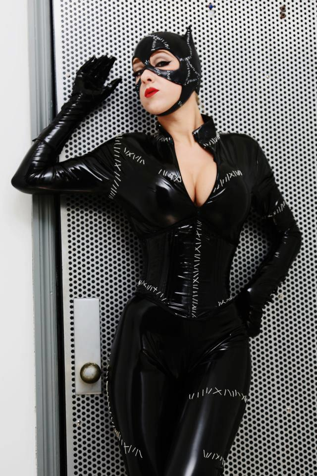 Catwoman Cosplay - Returns 2 by megmurrderher