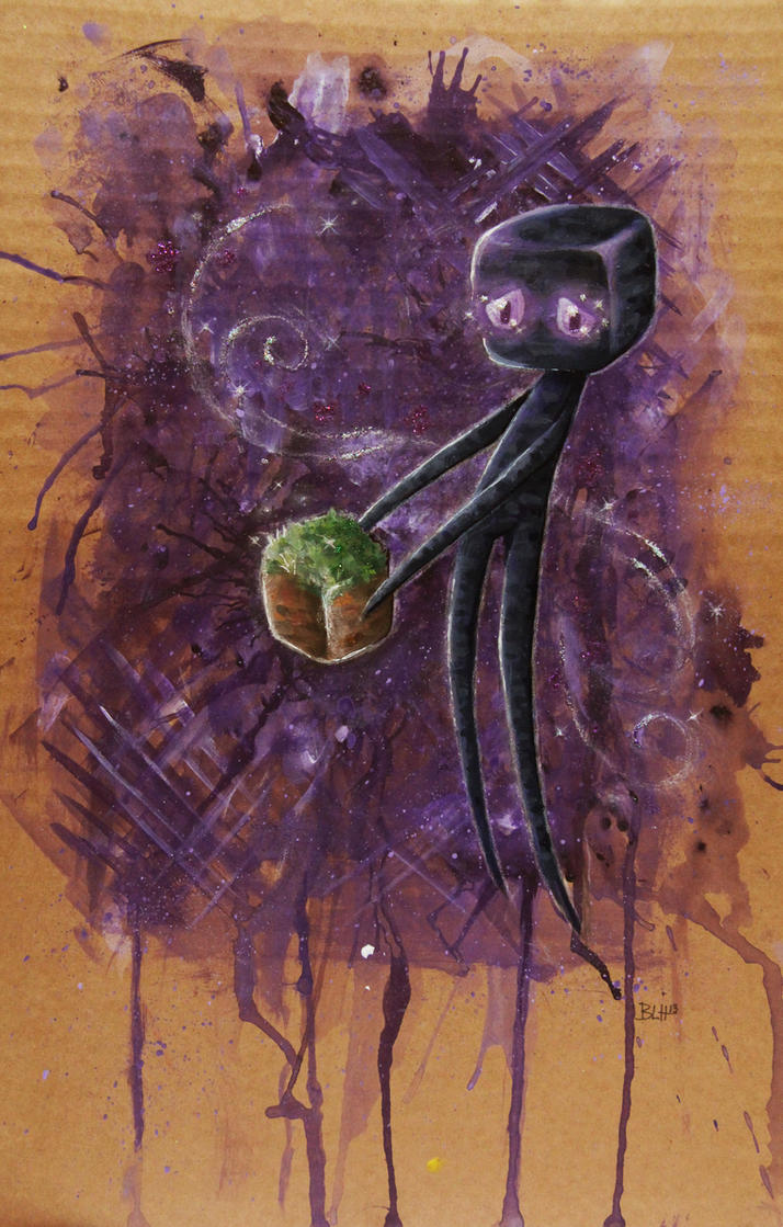 Enderman by BenjiiBen