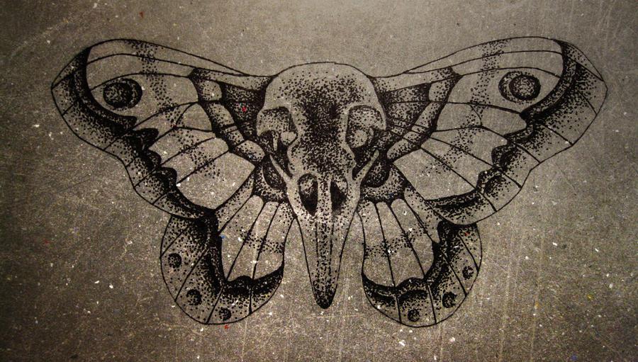 MothFly by BenjiiBen