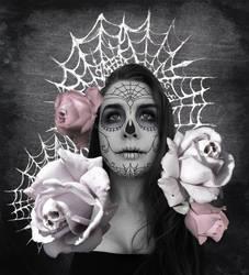 Sugar Skull by BenjiiBen