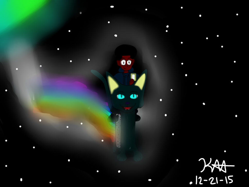 Nyan cat by Sonic-14