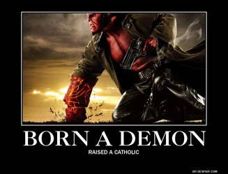 Born a Demon