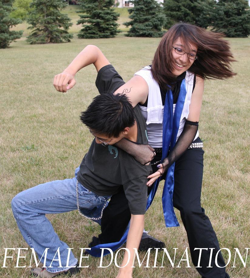 Female Domination Female 120