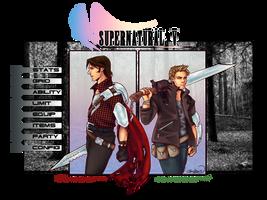 Final Fantasy SPN by rivertem