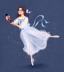 Clara by rivertem