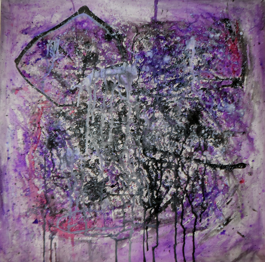 Purple Attack_! by ChaoticChrome