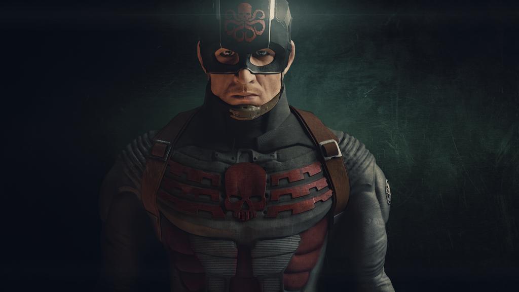 Captain Hydra By Meatspaceship On Deviantart