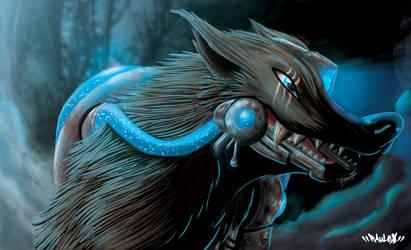 Wolf by raulex