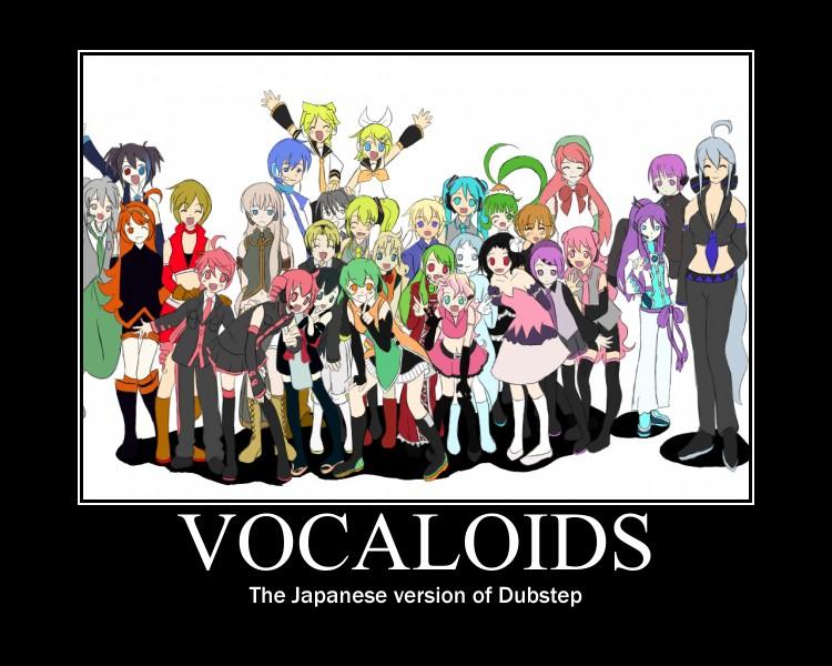 Vocaloids by Ability-King-KK