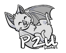 [P2U] Chibi Bat Base - 10 points by Lechet-Adoptables