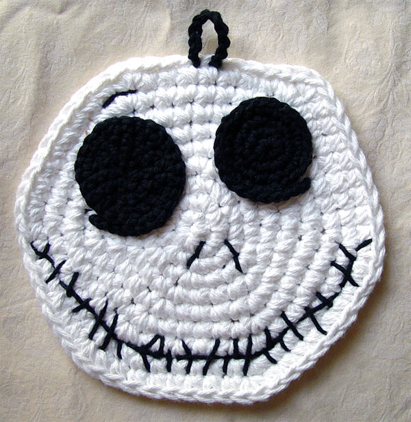 Crochet Jack Skellington : Crochet Jack Skellington by meekssandygirl on DeviantArt
