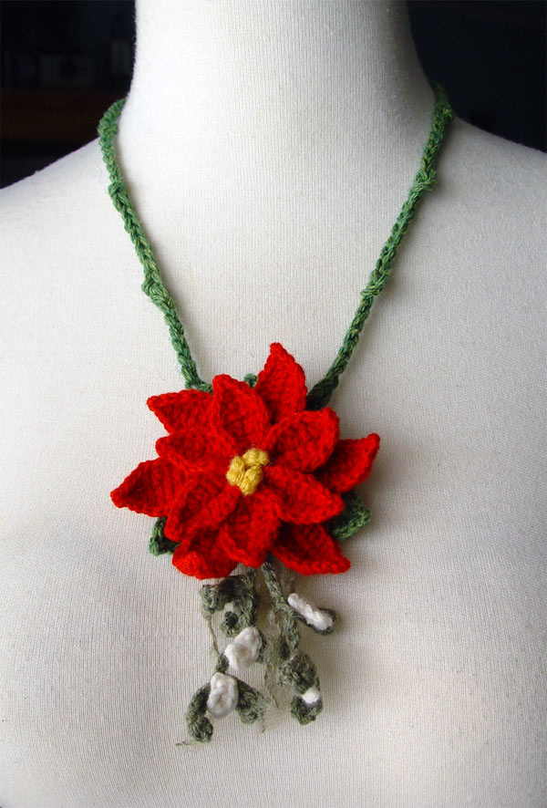 CROCHET NECKLACE INSTRUCTIONS » NECKLACE FOR YOU