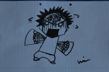 chibi angry