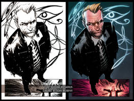 Hellblazer by Sean Murphy 2