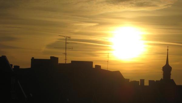 Sunset ... by szczuruczub