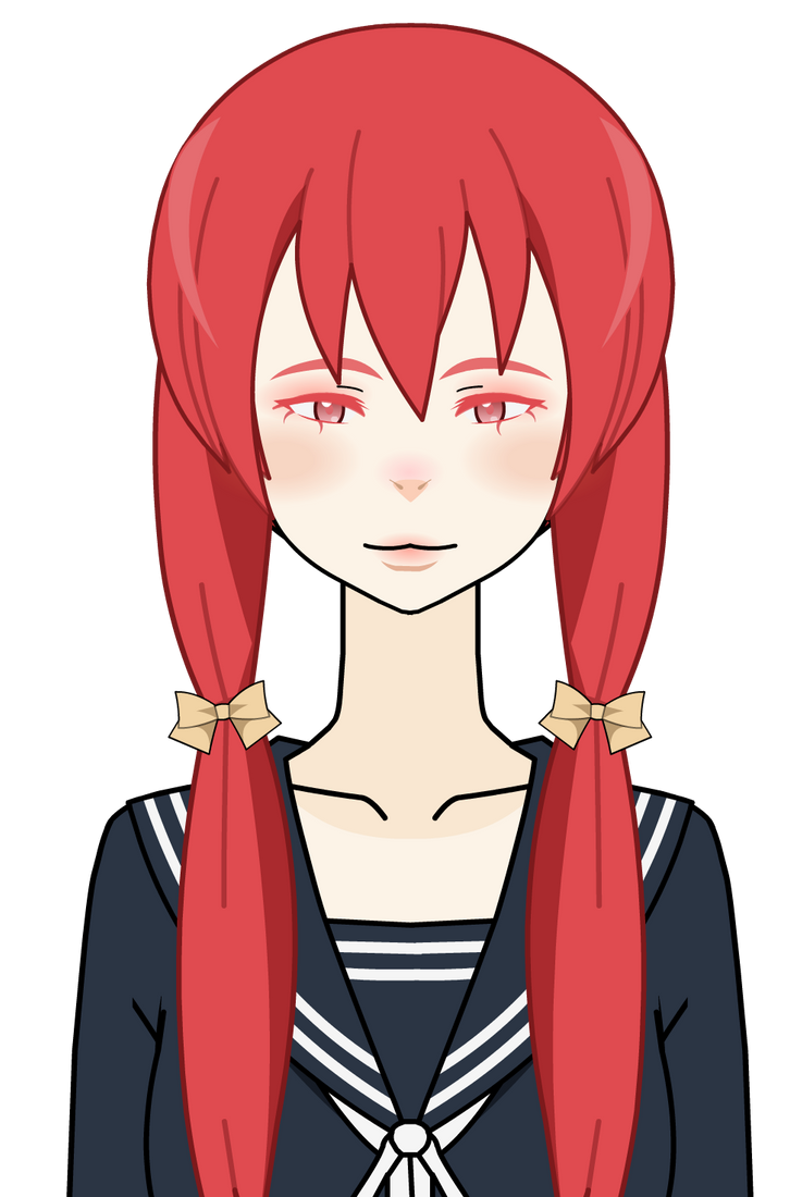 Anime style female export code by lovelycow152