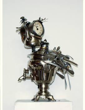 Clock bird 2