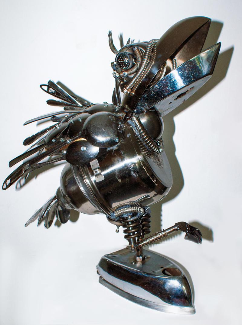 Crow by Muti-Valchev