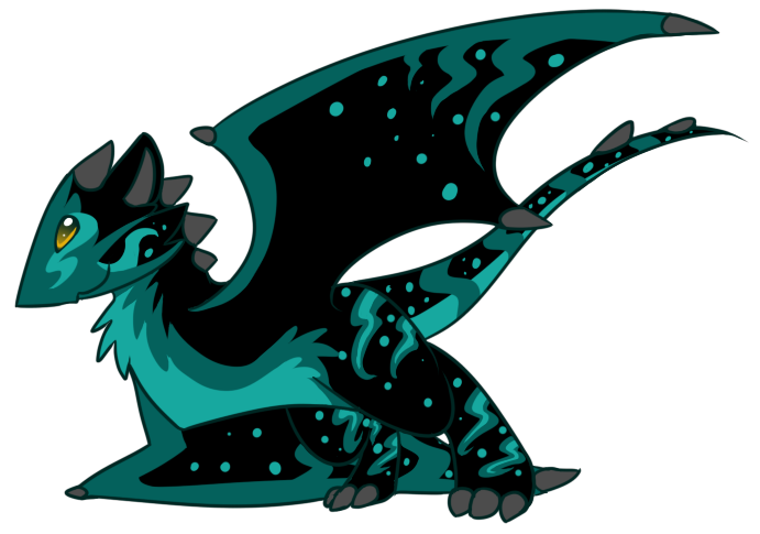 Seafoam by DuctTapeMaiaWolf