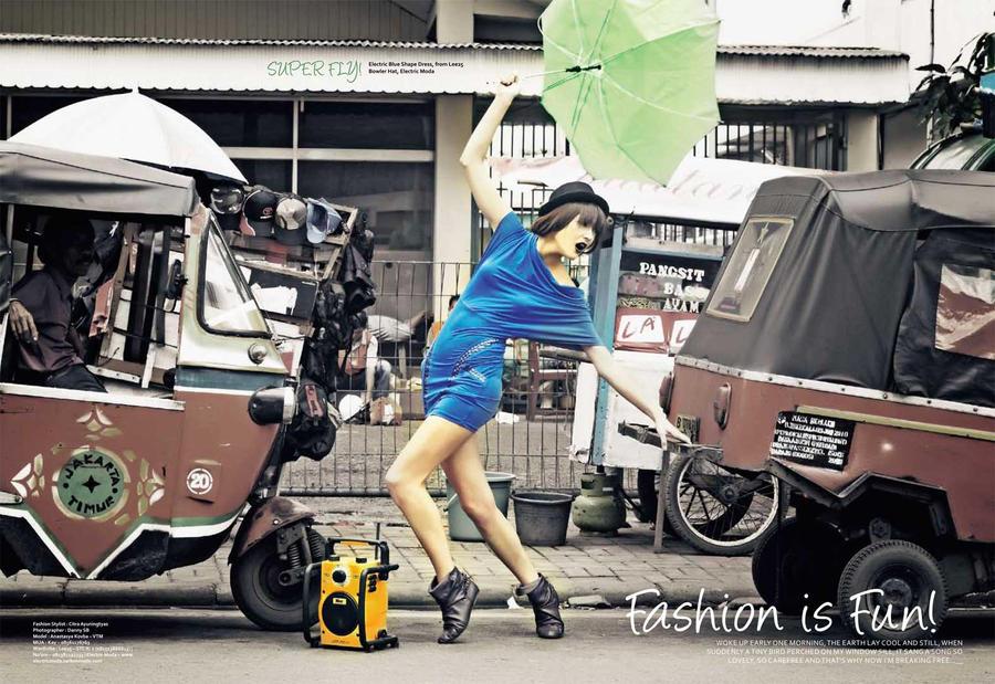 fashion is fun 01 by jenengkuDenny
