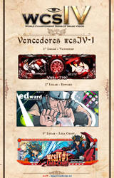 wcsIV-1 Vencedores by imagevisiondesign