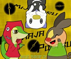 Pokematryoshka by shinoluigi