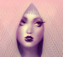 Lady Gaga by VictraART