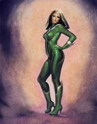 Rogue by VictraART