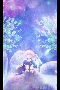 [MMD Touken Ranbu] Firefly - Hotarumaru