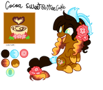 NextGeneration: Cocoa SweetButterCake